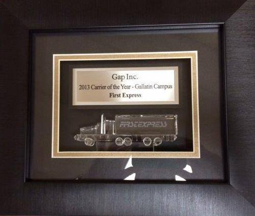 Carrier of the year for Nashville truckload carriers with truckload carrier tracking